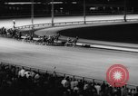 Image of harness race Long Island New York USA, 1962, second 40 stock footage video 65675052221