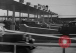 Image of Official opening of the San Francisco Oakland Bay Bridge San Francisco California USA, 1936, second 17 stock footage video 65675052223