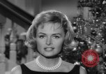 Image of Donna Reed and Savings Bonds United States USA, 1961, second 13 stock footage video 65675052225
