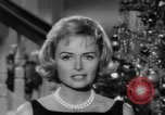 Image of Donna Reed and Savings Bonds United States USA, 1961, second 15 stock footage video 65675052225