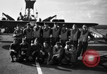 Image of pilots of cub planes Italy, 1944, second 9 stock footage video 65675052240