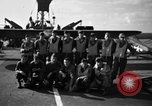 Image of pilots of cub planes Italy, 1944, second 14 stock footage video 65675052240