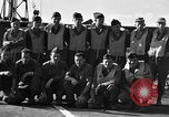 Image of pilots of cub planes Italy, 1944, second 27 stock footage video 65675052240
