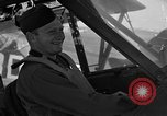 Image of pilots of cub planes Italy, 1944, second 31 stock footage video 65675052240