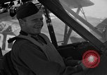 Image of pilots of cub planes Italy, 1944, second 32 stock footage video 65675052240