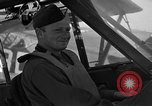 Image of pilots of cub planes Italy, 1944, second 36 stock footage video 65675052240