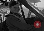 Image of pilots of cub planes Italy, 1944, second 38 stock footage video 65675052240