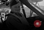 Image of pilots of cub planes Italy, 1944, second 40 stock footage video 65675052240