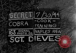 Image of Cobra Division Naples Italy, 1944, second 1 stock footage video 65675052245