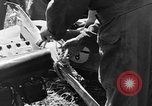 Image of Crashed Piper Cub (L-4) airplane prepared for towing Italy, 1944, second 9 stock footage video 65675052267