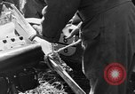 Image of Crashed Piper Cub (L-4) airplane prepared for towing Italy, 1944, second 10 stock footage video 65675052267