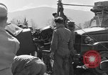 Image of Crashed Piper Cub (L-4) airplane prepared for towing Italy, 1944, second 16 stock footage video 65675052267