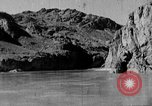 Image of Black Canyon Boulder City Nevada USA, 1936, second 2 stock footage video 65675052280