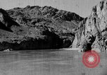 Image of Black Canyon Boulder City Nevada USA, 1936, second 3 stock footage video 65675052280
