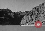 Image of Black Canyon Boulder City Nevada USA, 1936, second 36 stock footage video 65675052280
