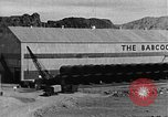 Image of Hoover Dam Nevada United States USA, 1936, second 16 stock footage video 65675052284