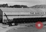 Image of Hoover Dam Nevada United States USA, 1936, second 17 stock footage video 65675052284