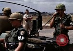 Image of United States troops Vietnam Bien Hoa Air Base, 1968, second 19 stock footage video 65675052303