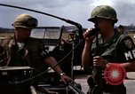 Image of United States troops Vietnam Bien Hoa Air Base, 1968, second 22 stock footage video 65675052303