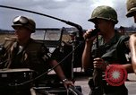 Image of United States troops Vietnam Bien Hoa Air Base, 1968, second 23 stock footage video 65675052303
