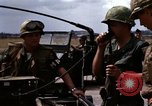 Image of United States troops Vietnam Bien Hoa Air Base, 1968, second 25 stock footage video 65675052303