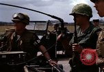 Image of United States troops Vietnam Bien Hoa Air Base, 1968, second 27 stock footage video 65675052303
