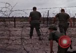 Image of United States officer Vietnam Bien Hoa Air Base, 1968, second 17 stock footage video 65675052304