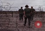 Image of United States officer Vietnam Bien Hoa Air Base, 1968, second 20 stock footage video 65675052304