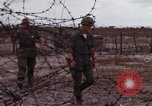 Image of United States officer Vietnam Bien Hoa Air Base, 1968, second 37 stock footage video 65675052304