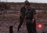 Image of United States officer Vietnam Bien Hoa Air Base, 1968, second 39 stock footage video 65675052304