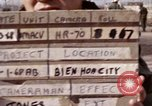 Image of Army of Republic of Vietnam soldiers Vietnam Bien Hoa Air Base, 1968, second 1 stock footage video 65675052306