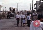 Image of Army of Republic of Vietnam soldiers Vietnam Bien Hoa Air Base, 1968, second 51 stock footage video 65675052306
