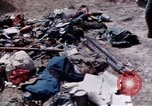 Image of dead bodies of Vietcong Vietnam, 1968, second 9 stock footage video 65675052308