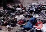 Image of dead bodies of Vietcong Vietnam, 1968, second 12 stock footage video 65675052308