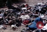 Image of dead bodies of Vietcong Vietnam, 1968, second 13 stock footage video 65675052308