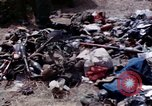 Image of dead bodies of Vietcong Vietnam, 1968, second 14 stock footage video 65675052308