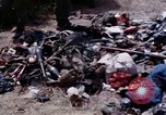 Image of dead bodies of Vietcong Vietnam, 1968, second 15 stock footage video 65675052308