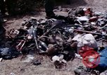 Image of dead bodies of Vietcong Vietnam, 1968, second 16 stock footage video 65675052308