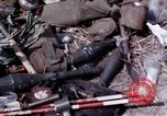 Image of dead bodies of Vietcong Vietnam, 1968, second 22 stock footage video 65675052308