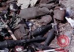 Image of dead bodies of Vietcong Vietnam, 1968, second 23 stock footage video 65675052308