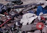 Image of dead bodies of Vietcong Vietnam, 1968, second 30 stock footage video 65675052308