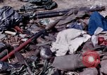 Image of dead bodies of Vietcong Vietnam, 1968, second 31 stock footage video 65675052308