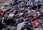Image of dead bodies of Vietcong Vietnam, 1968, second 40 stock footage video 65675052308