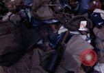Image of dead bodies of Vietcong Vietnam, 1968, second 51 stock footage video 65675052308