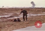 Image of United States Air Force personnel Saigon Vietnam Tan Son Nhut Air Base, 1968, second 14 stock footage video 65675052321