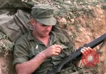 Image of US Marines in Battle of Hue Hue Vietnam, 1968, second 10 stock footage video 65675052333