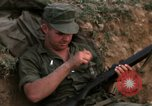 Image of US Marines in Battle of Hue Hue Vietnam, 1968, second 13 stock footage video 65675052333