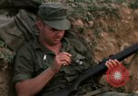 Image of US Marines in Battle of Hue Hue Vietnam, 1968, second 14 stock footage video 65675052333