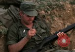 Image of US Marines in Battle of Hue Hue Vietnam, 1968, second 15 stock footage video 65675052333