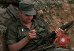 Image of US Marines in Battle of Hue Hue Vietnam, 1968, second 17 stock footage video 65675052333